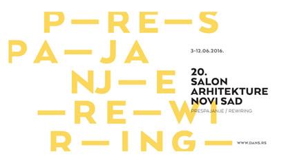 Salon arhitekture Novi Sad 2016